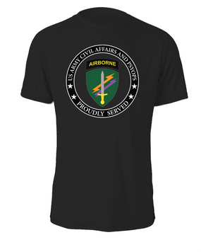 US Army Civil Affairs Cotton Shirt -Proud  (FF)
