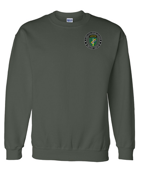 US Army Civil Affairs Embroidered Sweatshirt-Proud