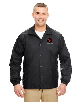 34th Infantry Division Embroidered Windbreaker