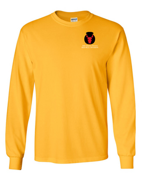 34th Infantry Division Long-Sleeve Cotton T-Shirt