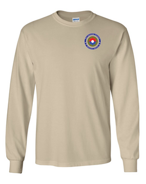9th Infantry Division Long-Sleeve Cotton Shirt  -Proud