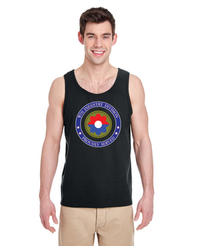 9th Infantry Division Tank Top-Proud  (FF)
