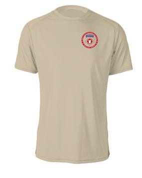 20th Engineer Brigade (Airborne) Cotton Shirt-Proud