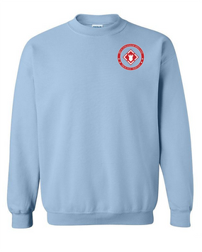 20th Engineer Brigade Embroidered Sweatshirt-Proud