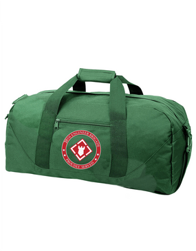 20th Engineer Brigade Embroidered Duffel Bag-Proud