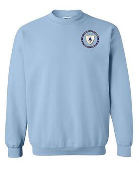 26th Infantry Regiment Embroidered Sweatshirt-Proud
