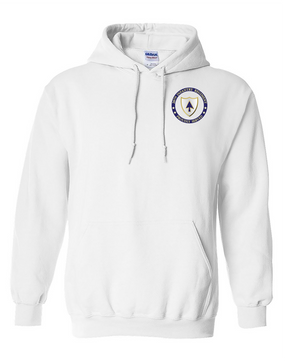26th Infantry Regiment Embroidered Hooded Sweatshirt-Proud