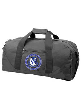 507th Parachute Infantry Regiment Embroidered Duffel Bag-Proud