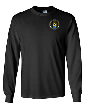525th Expeditionary MI Brigade (Airborne) Long-Sleeve Cotton T-Shirt-Proud