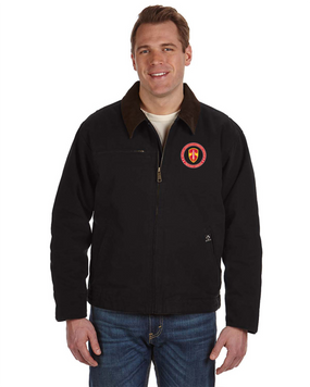 MACV Embroidered DRI-DUCK Outlaw Jacket -Proud