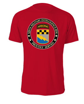 525th Expeditionary MI Brigade (Airborne)  Cotton Shirt-Proud (FF)