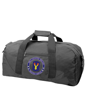 "196th Light Infantry Brigade ""Vietnam""  Embroidered Duffel Bag-Proud"