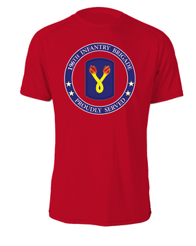196th Light Infantry Brigade Cotton Shirt (FF)