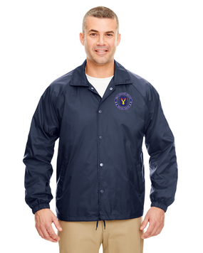 196th Infantry Brigade Embroidered Windbreaker -Proud