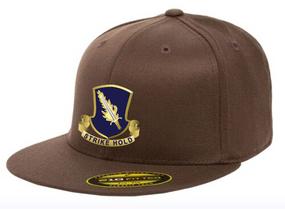 504th Parachute Infantry Regiment Premium Embroidered Flexdfit Baseball Cap