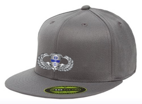 325th Basic Wings Embroidered Flexdfit Baseball Cap