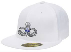 325th Master Wings Embroidered Flexdfit Baseball Cap