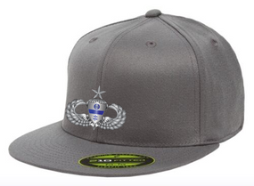 325th Senior Wings Embroidered Flexdfit Baseball Cap