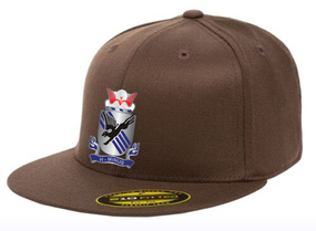 505th Crest Embroidered Flexdfit Baseball Cap