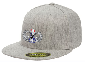 505th Basic Para Embroidered Flexdfit Baseball Cap