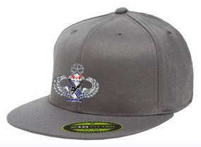 505th Master Para Embroidered Flexdfit Baseball Cap