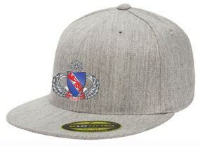 508th Master Wings Embroidered Flexdfit Baseball Cap