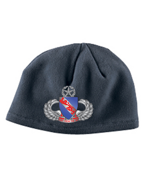 508th Master Wings Embroidered Fleece Beanie