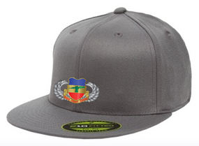 3-73rd Armor Basic Wings Embroidered Flexdfit Baseball Cap
