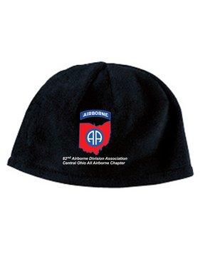 Central Ohio Chapter Embroidered Fleece Beanie