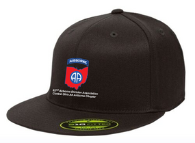 Central Ohio Chapter Embroidered Flexdfit Baseball Cap
