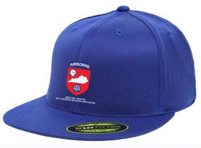 Kentucky Chapter Embroidered Flexdfit Baseball Cap V2