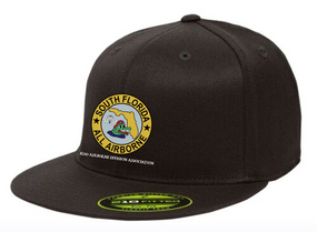 South Florida Chapter Embroidered Flexfit Baseball Cap