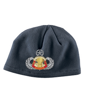 3/4 ADA Master Wings Embroidered Fleece Beanie