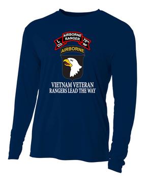 L Company 75th Infantry-Ranger Long-Sleeve Moisture Wick