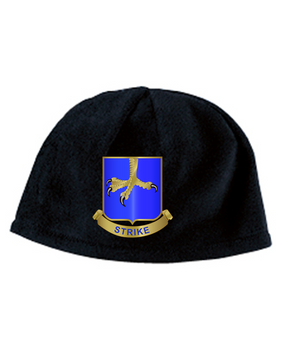 502nd Parachute Infantry Regiment  Embroidered Fleece Beanie
