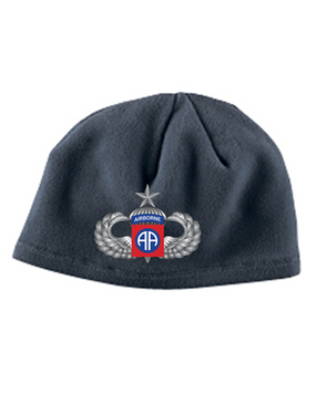 "82nd ""Senior"" Embroidered Fleece Beanie"