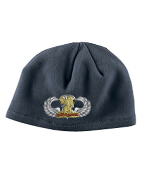 "407th ""Basic"" Embroidered Fleece Beanie"