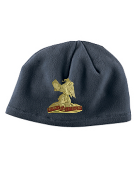 "407th ""Crest"" Embroidered Fleece Beanie"