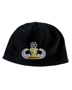 "407th ""Master"" Embroidered Fleece Beanie"