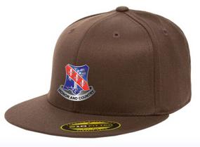 "327th Infantry Regiment ""Crest ""  Embroidered Flexfit Baseball Cap"