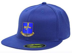 "502nd Parachute Infantry Regiment ""Crest""  Embroidered Flexfit Baseball Cap"
