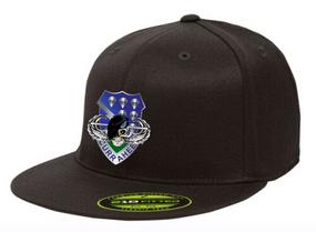 "506th Parachute Infantry Regiment ""Skull""  Embroidered Flexfit Baseball Cap"