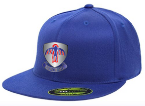 "501st PIR ""Crest""  Embroidered Flexfit Baseball Cap"