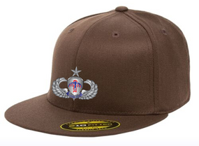 "501st PIR ""Senior""  Embroidered Flexfit Baseball Cap"