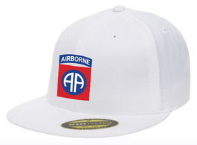 82nd Airborne Division Embroidered Flexfit Baseball Cap