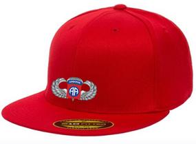 "82nd ""Basic"" Embroidered Flexfit Baseball Cap"