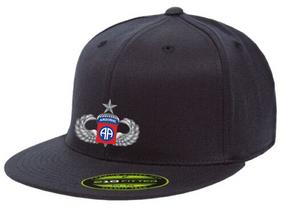 "82nd ""Senior"" Embroidered Flexfit Baseball Cap"