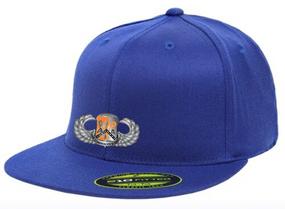 "82nd Signal ""Basic""  Embroidered Flexfit Baseball Cap"
