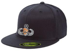 "82nd Signal ""Master""  Embroidered Flexfit Baseball Cap"