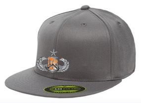 "82nd Signal ""Senior""  Embroidered Flexfit Baseball Cap"